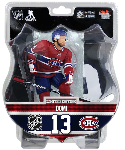 Hockey Figure: Montreal Canadiens: Max Domi 6""