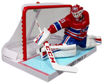 "Hockey Figure: Montreal Canadiens: Carry Price 6"" With Net"