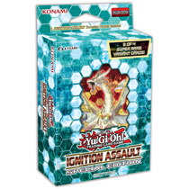 Yu- Gi- Oh! -  Ignition Assault Special Edition box