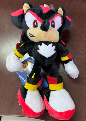 Shadow the Hedgehog Plush