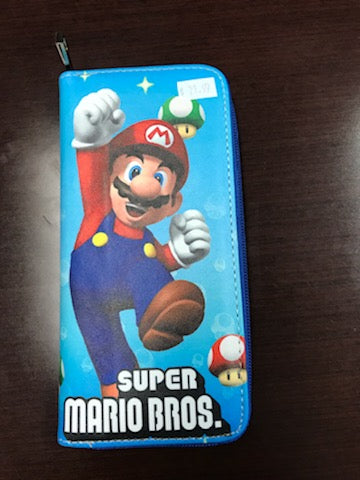 Super Mario Bros Wallet