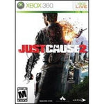 XB360- Just Cause 2