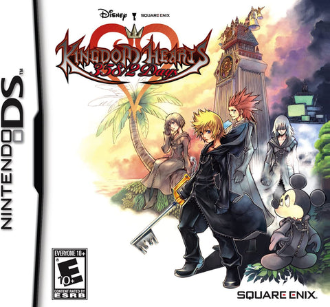 DS- Kingdom Hearts 358/2 Days