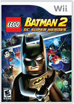 Wii- LEGO Batman 2: DC Superheroes (Disc Only)