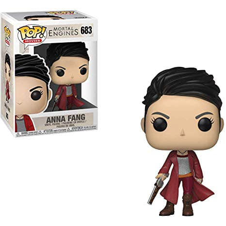 Movies: Mortal Engines: Anna Fang POP Figure