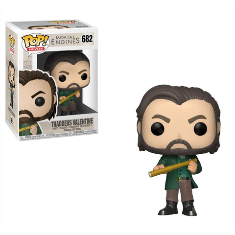 Movies: Mortal Engines: Thaddeus Valentine POP Figure