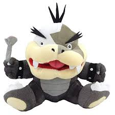 Koopaling- Morton Jr. Plush