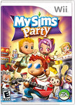 Wii- MySims Party
