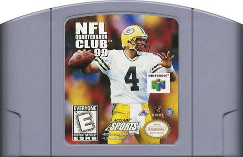 N64- NFL Quarterback Club 99