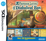 DS- Professor Layton and the Diabolical Box