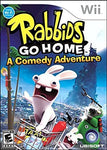 Rabbids Go Home: A Comedy Adventure