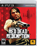 PS3- Red Dead Redemption