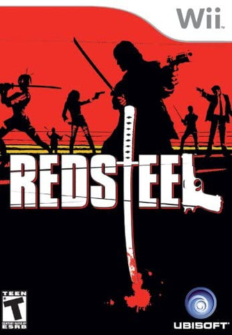 Wii- Red Steel