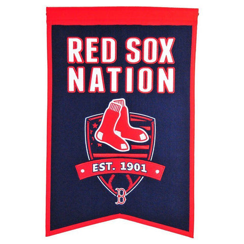 Boston Red Sox Nation Banner