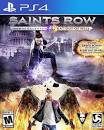 PS4 SAINTS ROW IV  PREVIOUSLY PLAYED