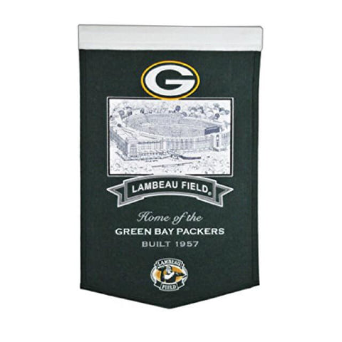 Green Bay Packers: Lambeau Field Stadium Banner