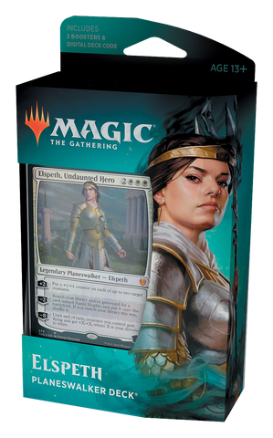 Magic The Gathering:  Planeswalker Deck: Elspeth - Theros Beyond Death