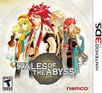 3DS- Tales of the Abyss
