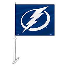 NHL: Tampa Bay Lightning Car Flag