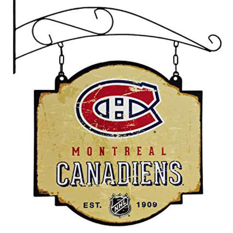 Montreal Canadiens Tavern Sign