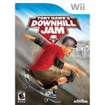 Wii- Tony Hawk's Downhill Jam