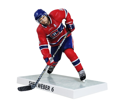 Hockey Figure: Montreal Canadiens: Shea Weber 6""
