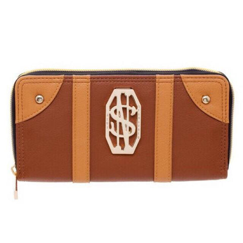Newt's Trunk Zip Wallet