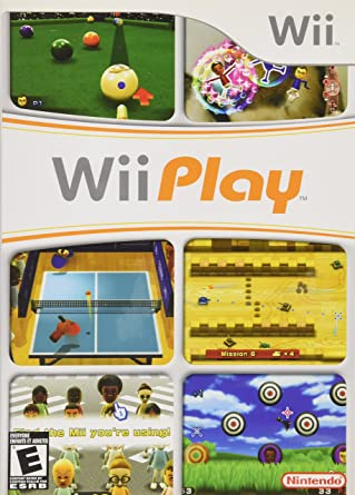 Wii- Wii Play