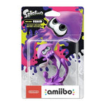 Squid Amiibo - Purple - Splatoon