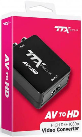 AV to HD Video Converter
