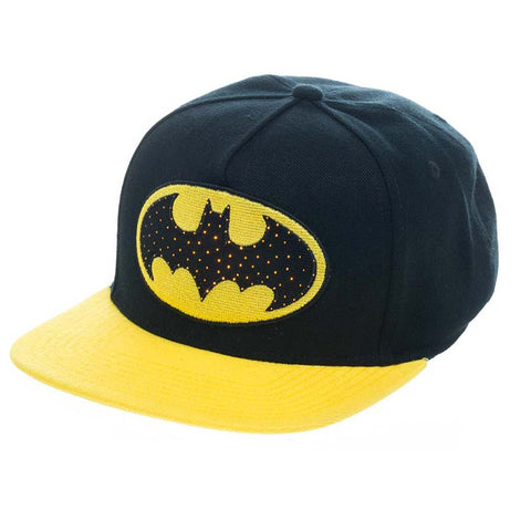 Batman Light Up Logo Hat