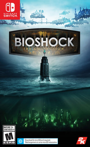 BioShock: The Collection - Switch