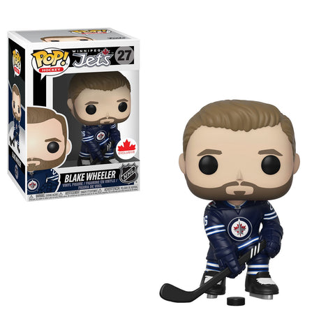 NHL: Blake Wheeler POP Vinyl