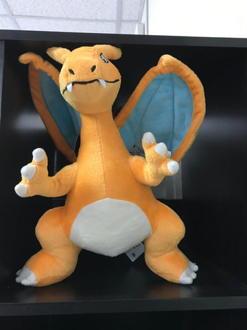 Charizard Pokemon Plush 9""