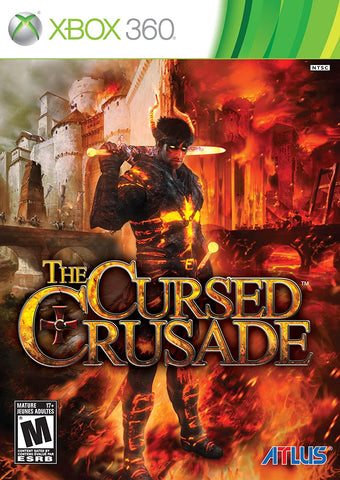 XB360- The Cursed Crusade