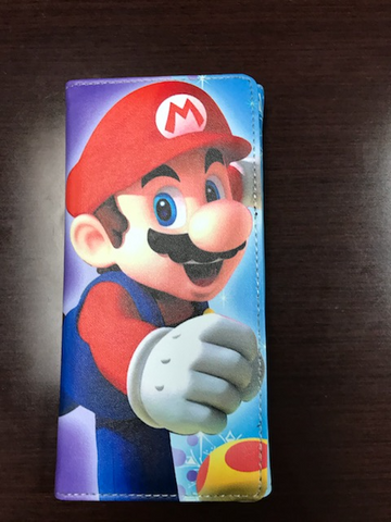Mario Party Blue Wallet