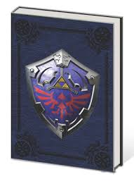 Zelda Metal Shield Premium Notebook