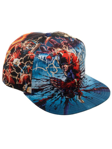 Flash Snap back cap - DC Comics