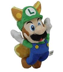 Flying Fox Luigi Plush