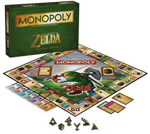 Monopoly: Legend of Zelda Edition
