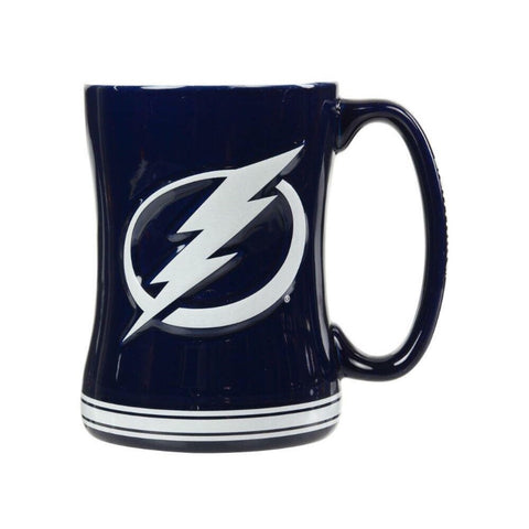 NHL- Tampa Bay Lightning Sculpted Mug