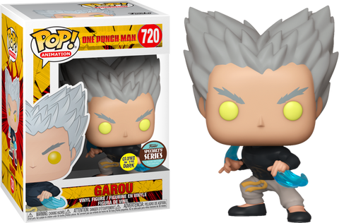 Animation: Garou POP (Glow in the dark)