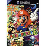 Gamecube- Mario Party 6