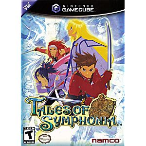Gamecube- Tales of Symphonia