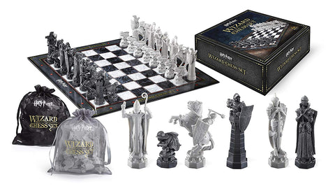 Chess Set - Harry Potter Wizards Edition
