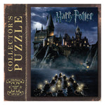 Puzzle- Harry Potter 550pc Puzzle - Hogwarts Castle at Night
