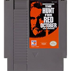 NES- The Hunt for Red October