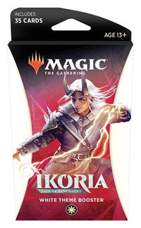 Magic The Gathering: Ikoria Theme Booster White