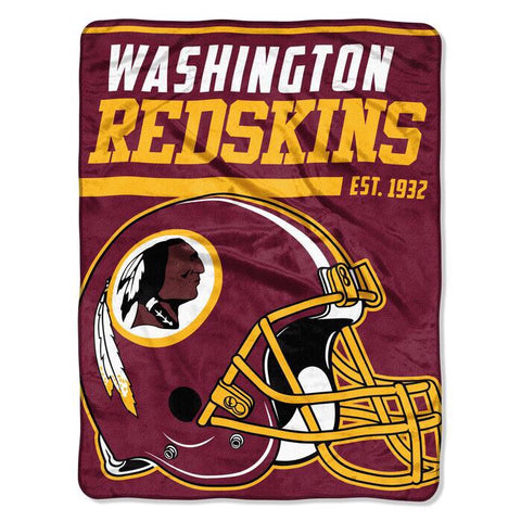 Washington Redskins Super Plush Throw