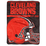 Cleveland Browns Super Plush Throw